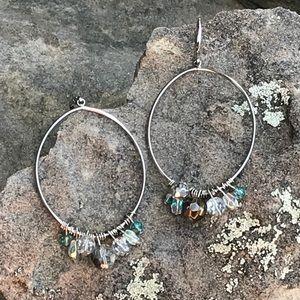Pretty earrings (may be Cookie Lee)